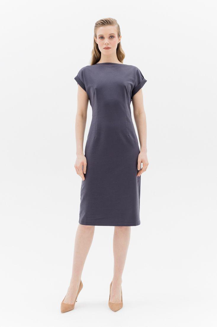Трикотажное платье M Belkafashion